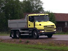 Scania T124CB 6x4 400 Tipper '1995–2004