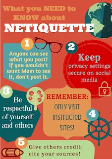 Little things: Little things about netiquette