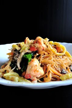 Rumbling Tummy: Fried Mee Sua