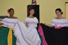 typical colombian outfits | Blanca Morales - Florida Catholic