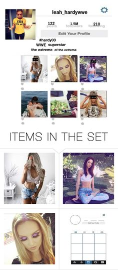 """Leah Hardy's Instagram 'Description'"" by princess-nikki123 ❤ liked on Polyvore featuring art and roadlife"
