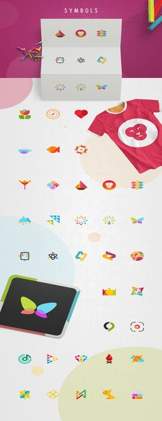 FREE Design of the Week - Colors Logo Creation Kit