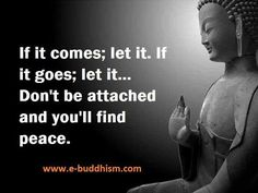 You can't close your eyes to make it go away but you can find peace so you can deal with it. One technique that can offer this is called Zen meditation. Zen meditation is Buddhist Quotes, Spiritual Quotes, Positive Quotes, Buddha Quotes Inspirational, Motivational Quotes, Wise Quotes, Great Quotes, Buddha Thoughts, Buddha Wisdom