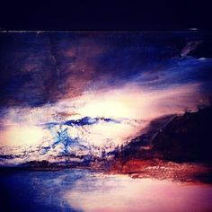 """Zao Wou-ki   """"Les pruniers embaument Le soleil au détour surgit Sentier de montagne…"""" Bashô"""