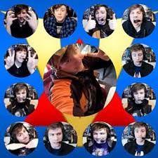 The many faces of Jordan!! LOL