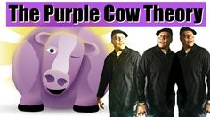 How You Gonna Be Outstanding If You Don't Stand Out? - The Purple Cow Th...