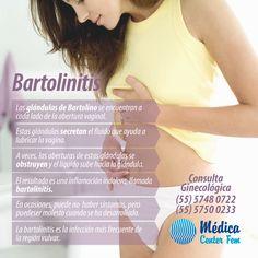 La bartolinitis es la inflamación de las glándulas de Bartolino, situadas a ambos lados de la vagina, entre los labios menores y la pared de la vagina, y cuya función es la lubricación vagina.  http://www.medicacenterfem.com/servicios.php