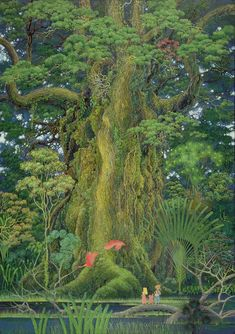 Secret of Mana SNES Cover art in Illustrations