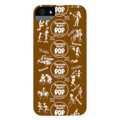 Tootsie Roll Chocolate iPhone Case by Keka Candy Case