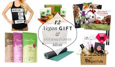 21 Vegan Gift Ideas 2018 for Your Friends, Family, & Love (Him / Her)