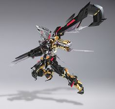 METAL BUILD Gundam Astray Gold Frame Amatsu Mina: The first Official Review is HERE! Many Big Size Images, Info!