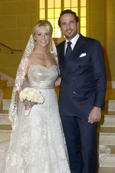 Chantal Janzen sprookjesachtige bruid | Prive | Telegraaf.nl