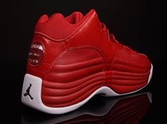 "#AirJordan Jumpan Team 1 ""Gym Red"" #sneakers"