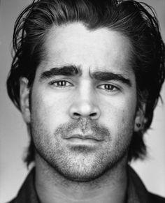 Colin Farrell, hottie!