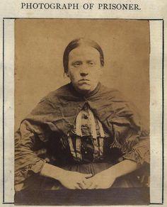 Victorian mugshots reveal nineteenth century interest in criminal anthropology