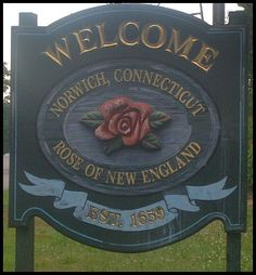 Rose of New England: Norwich, CT-- my hometown<3