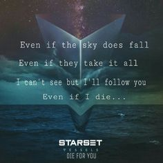 Starset -Die for you
