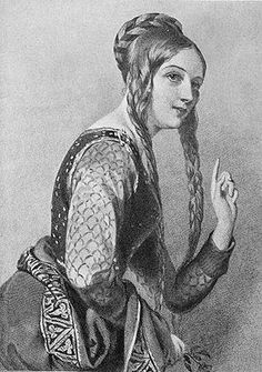 Eleanor of Aquitaine - The mother of all Plantagenets.   Eleanor of Aquitaine, queen consort of Henry II of England.