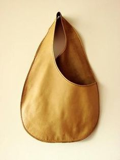 BONNIE-CASHIN-for-COACH-Body-Bag-Sac-TAN-Leather-RARE-Museum-Archive-Piece-VTG