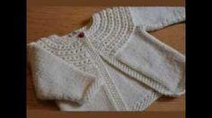 Baby Knitting - YouTube
