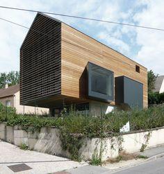 Maison - Dampmart : Nicolas Reymond Architecture & Urbanisme