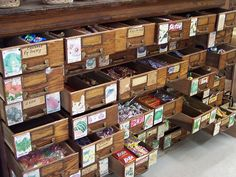 Comstock Ferre seed cabinet candy - Google Search