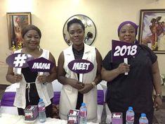 Abuja moms converge for Mama Meet 2018
