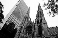 St. Patrick's Cathedral, yes?  Also, 25 free things to do in NYC
