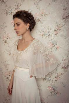 felice-sapiente: Свадебные платья Tali Handel 2014