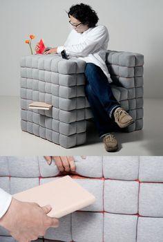 Lost in Sofa by Daisuke Moto