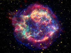 The many sides of the supernova remnant Cassiopeia A.