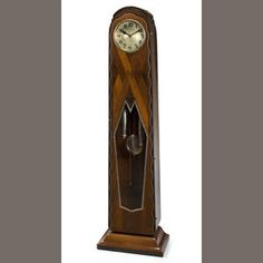 1000 images about art deco grandfather clocks on pinterest grandfather clocks art deco - Wall mounted grandfather clock ...