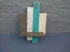 Pallet wood upcycled.