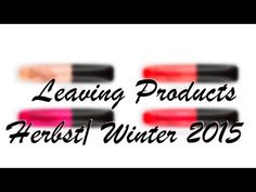 essence| Leaving products - Herbst/ Winter 2015 - YouTube