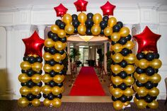 When one of the Island& leading wealth management companies decided to use an Oscar Night themed function we were able to really go to town on the look. A great night was had by all who attended. Oscar Night, Wealth Management, Great Night, Balloons, Birthday Parties, Balloon Ideas, Guernsey, Events, Creative