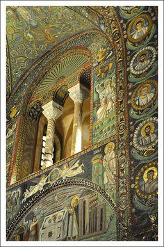 Ravenne (Italie) - Basilique Saint-Vital / Basilica di San Vitale (VIe) by Filou30