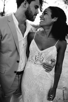 Gali Karten Wedding Dress in Jerusalem, Israel Foto Wedding, Dream Wedding, Wedding Lace, Young Wedding, African American Weddings, Couple Photoshoot Poses, Bridal Gowns, Wedding Dresses, Black Bride