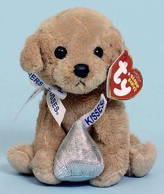 Morsel - dog - Ty Beanie Babies