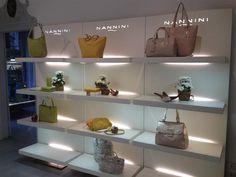 Showroom Milano Nannini SS13 collection