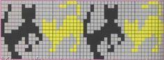 схемы, узоры, орнаменты для ручного вязания жаккарда спицами