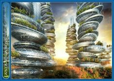 ... future-farmscrapers-are-entire-cities-in-crazy-wobbly- Futuristic Architecture asiancairns_pl30m