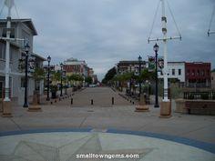 Eureka, California (Old Town)