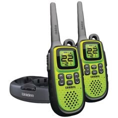 UNIDEN GMR28382CK 28-Mile Waterproof FRS/GMRS Radios