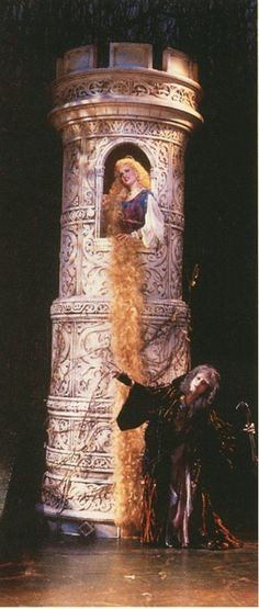 Rapunzel and the Witch (Original Broadway Cast)