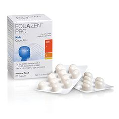 EQUAZEN PRO Kids 60 Capsules ** Read more reviews of the product by visiting the affiliate link Amazon.com on the image.