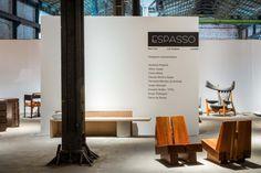 IDA design fair ESPASSO - chair by Zanini de Zanine