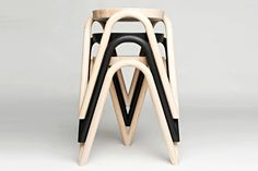 Vava, the zigzag stool, is a piece that will take you that much closer to creating such a space.