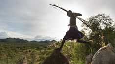 Staying Fit Isn't A New Year's Resolution For These Hunter-Gatherers