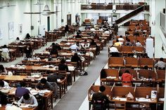 These are big changes to public libraries that have long been go-to spots almost exclusive to young students. (KobizMedia/ Korea Bizwire)