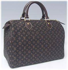 Louis Vuitton Mini Monogram Lin - my summer handbag